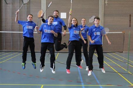 Friedrichshafen Badminton